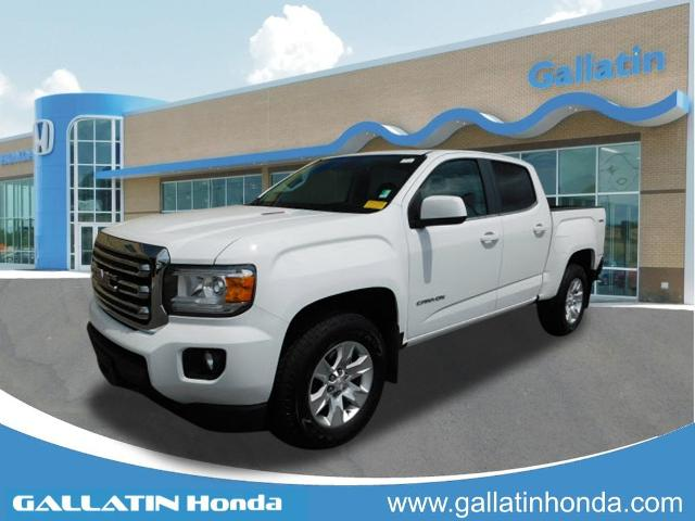 Pre-Owned 2018 GMC Canyon SLE