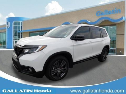 New 2020 Honda Passport EXL